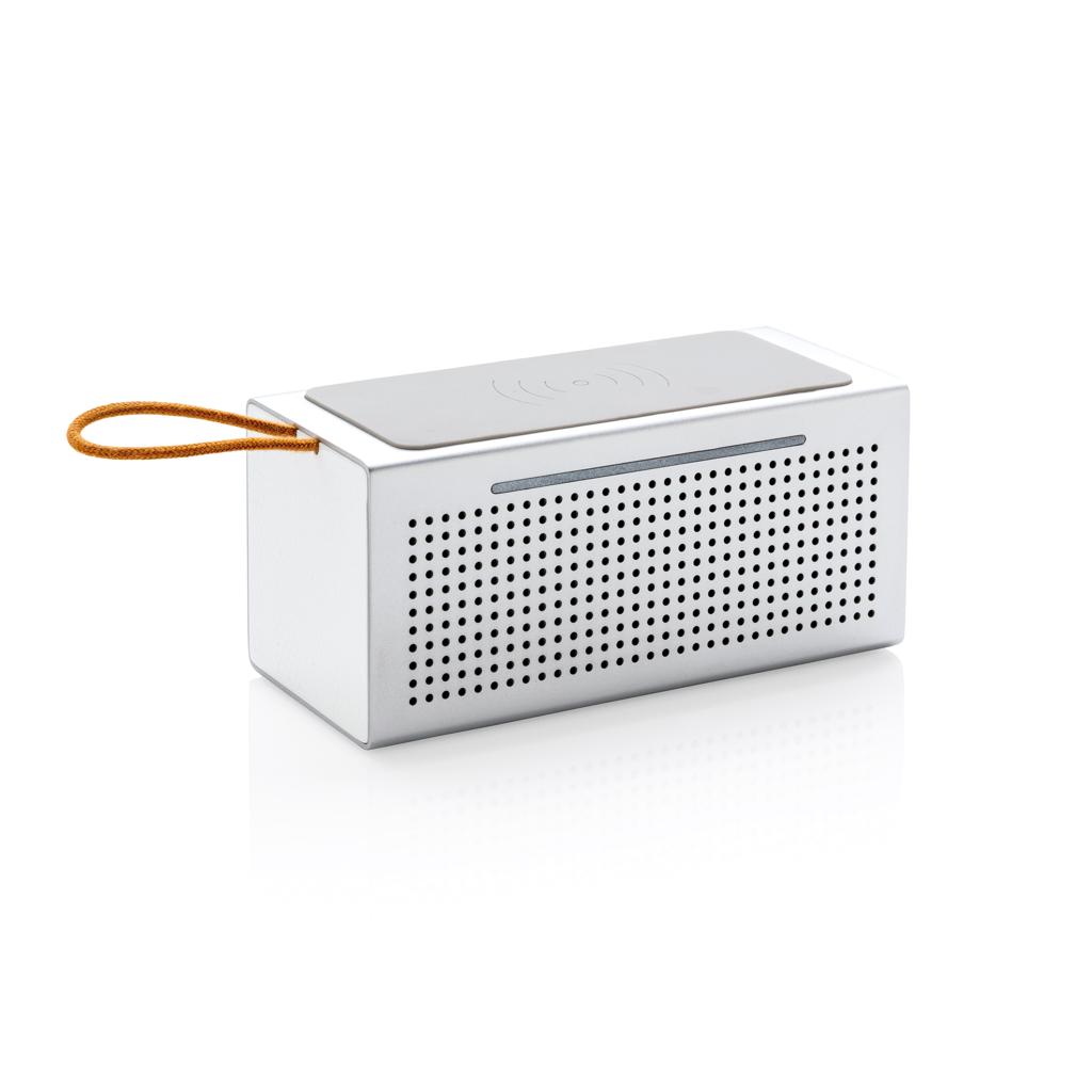Speaker e caricatore wireless Vibe