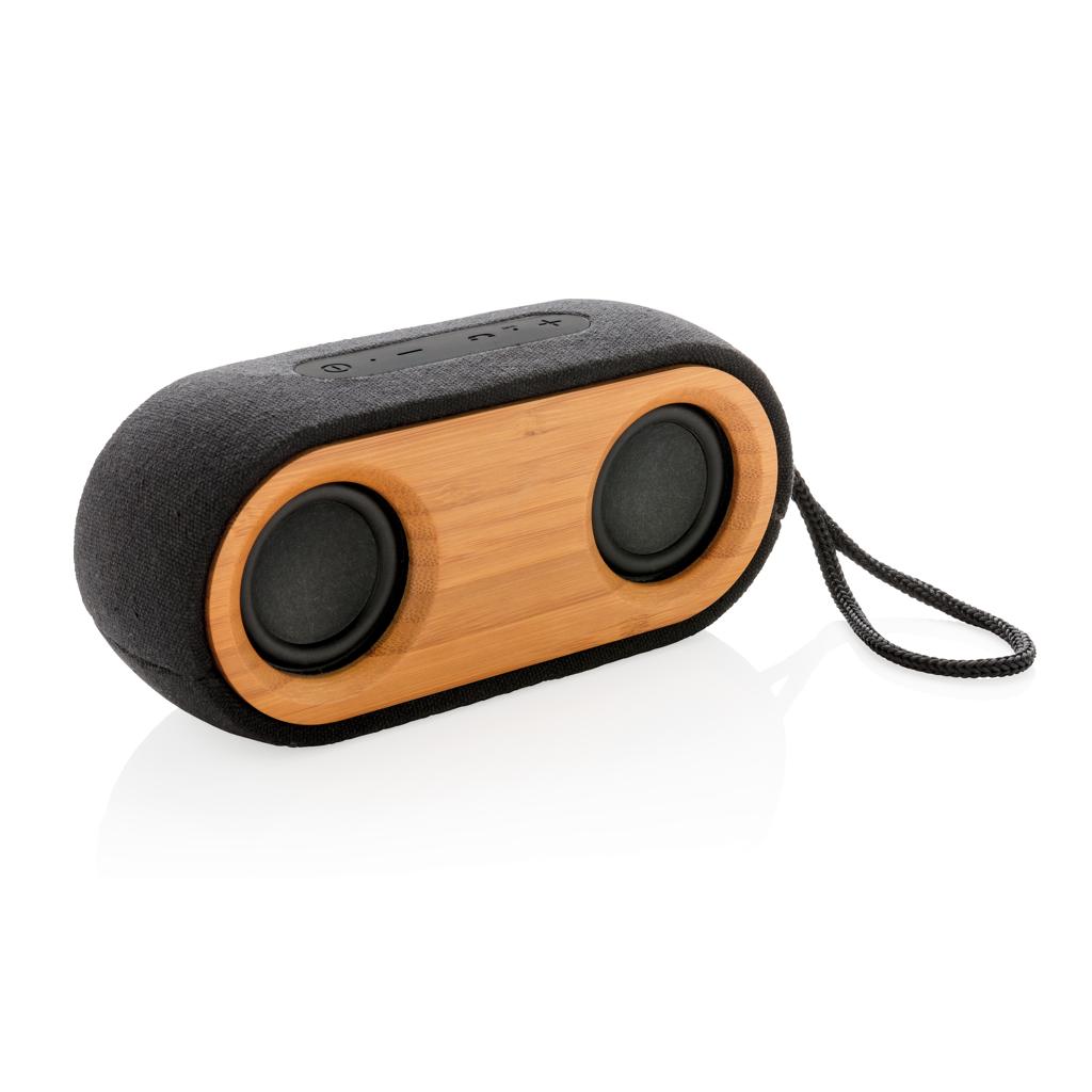 Doppio speaker Bamboo X