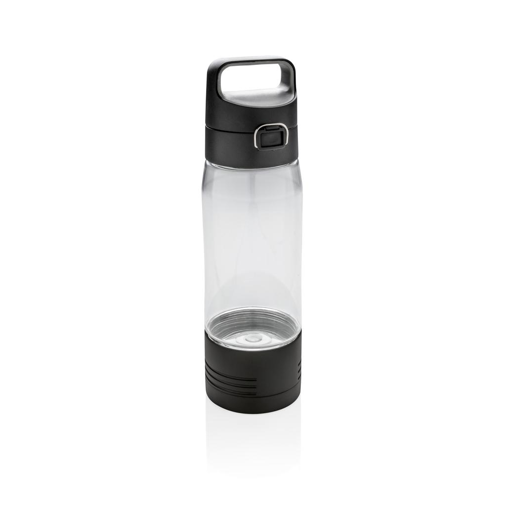 Bottiglia con ricaricatore wireless Hydrate