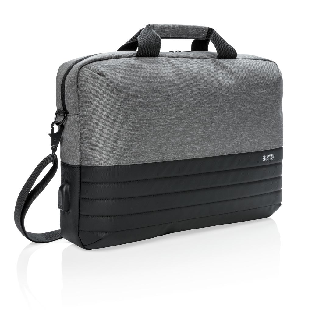 Swiss Peak RFID 15.6' Laptoptasche