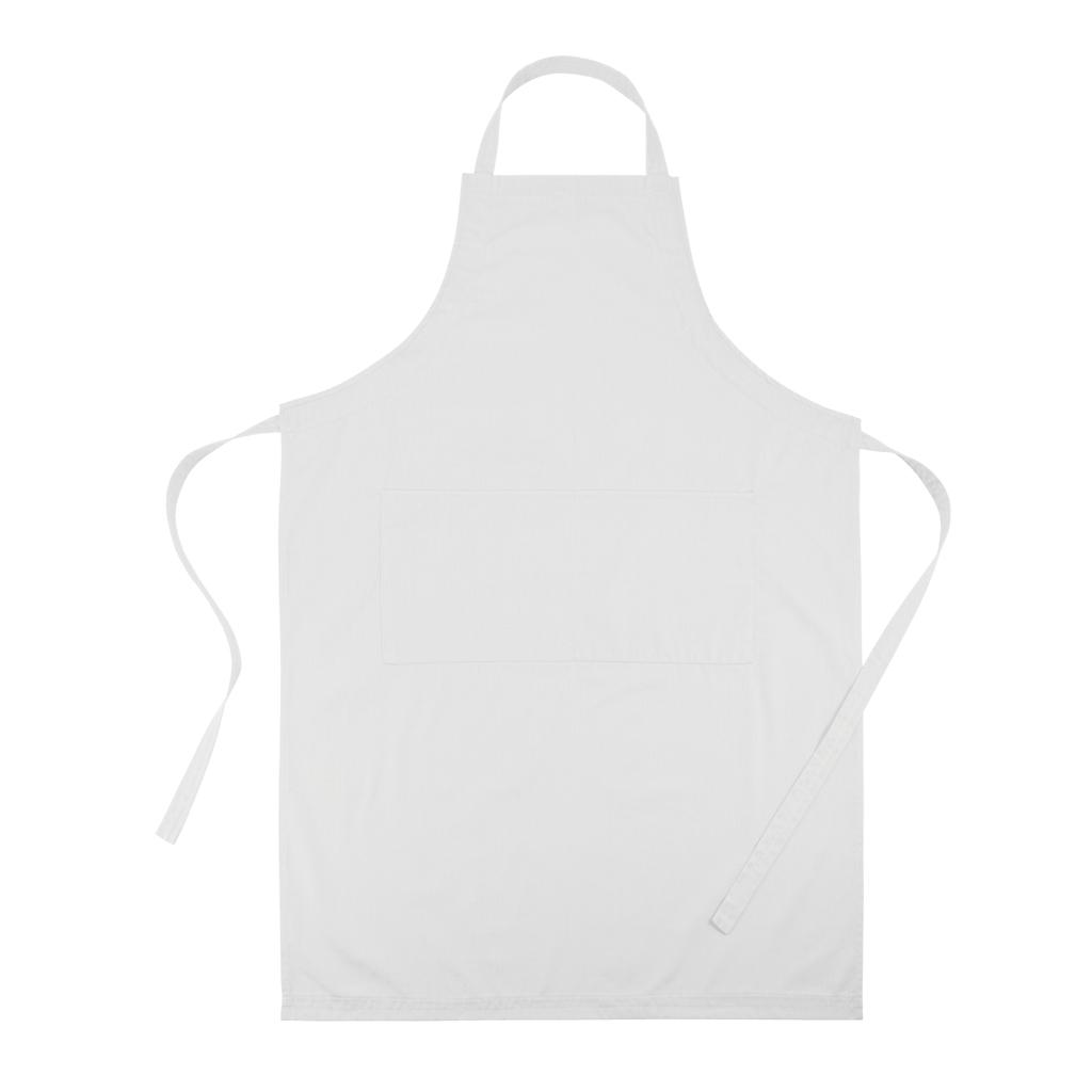 Tablier de cuisine ajustable