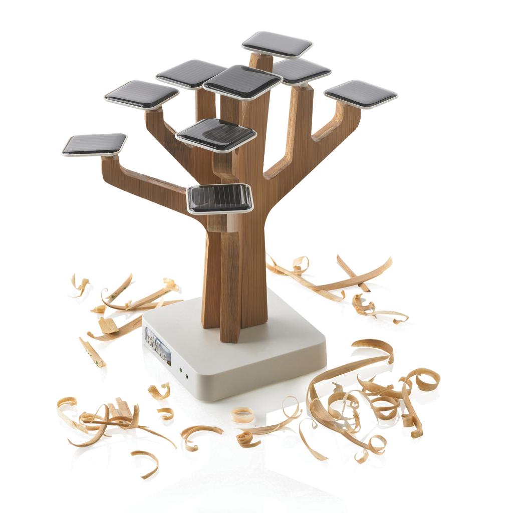 Billede af Solar træ oplader 1350mAh