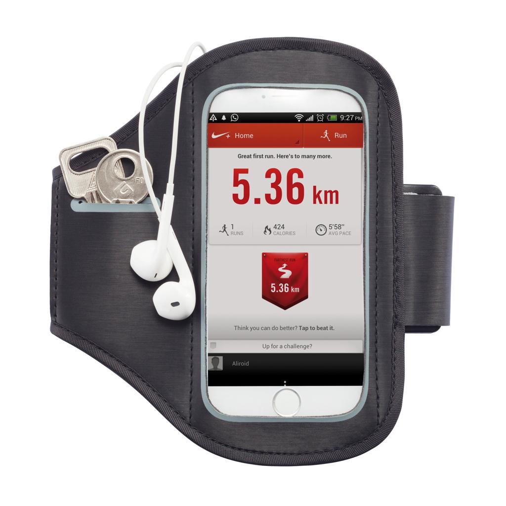 Fascia da braccio universale per smartphone