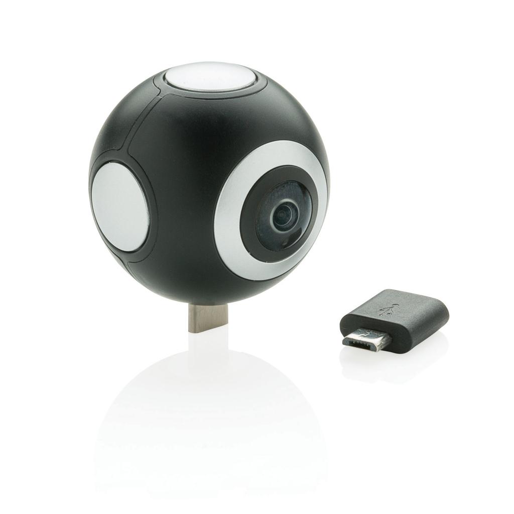 Fotocamera 360 doppia lente *